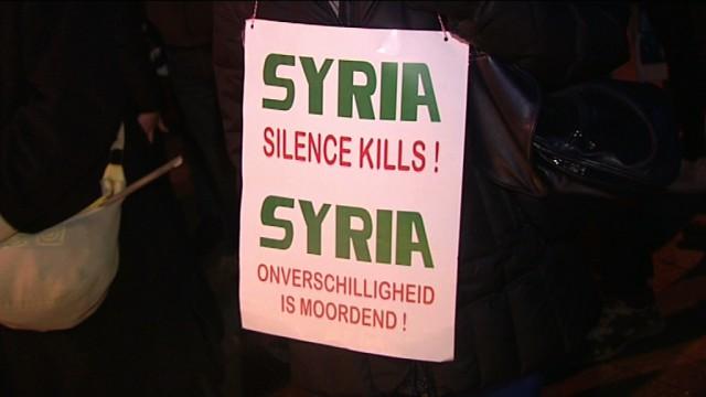 LLN : mobilisation pour soutenir la population syrienne