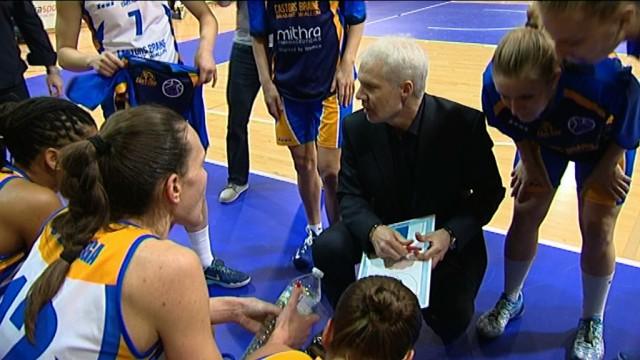 Ainars Zvirgzdins est le nouveau coach des Castors Braine