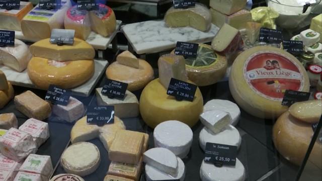 Fêtes : la plus ancienne fromagerie du BW