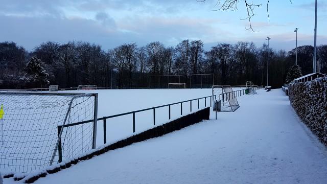 Pas de foot en provinciales ce week-end