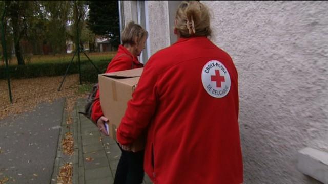 testVague de froid : la Croix-Rouge passe en alerte orange