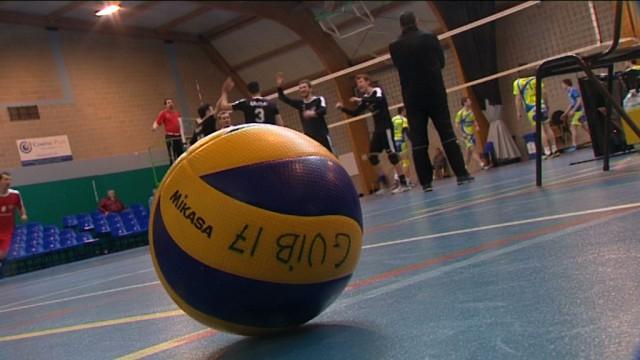 Le BW Nivelles remporte le derby de volley à l'Axis Guibertin