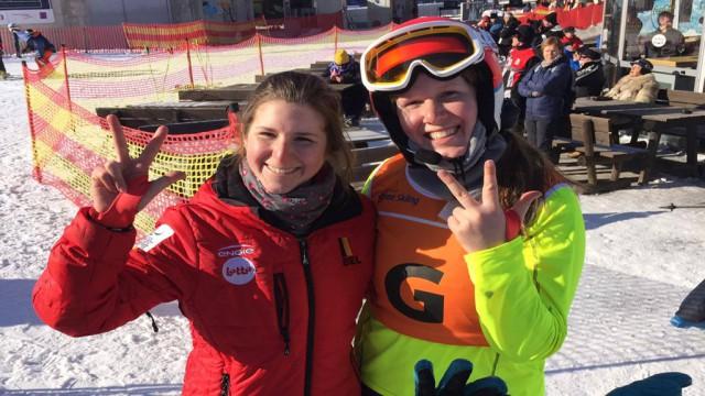 Ski : les soeurs Sana en bronze aux championnats du monde