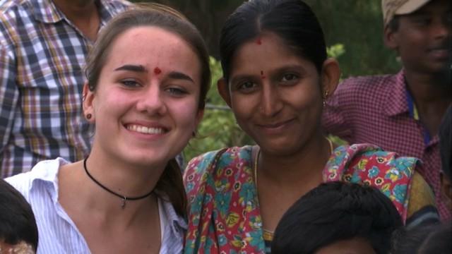 Carnet de voyage (5/5) en Inde avec Action Damien