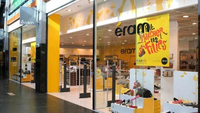Eram cesse ses activités en Belgique : il existe 3 magasins en BW