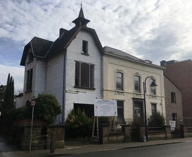 Ces deux maisons de Court-Saint-Etienne seront rasées lundi !