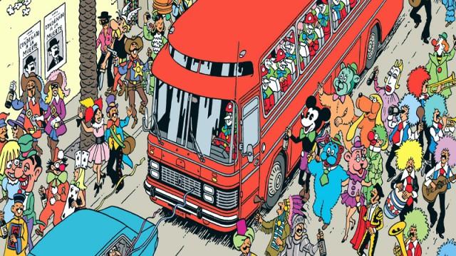 Musée Hergé : carnaval, magie et entrée gratuite ce dimanche