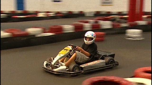 Le karting indoor de Wavre ouvre le 14 février !