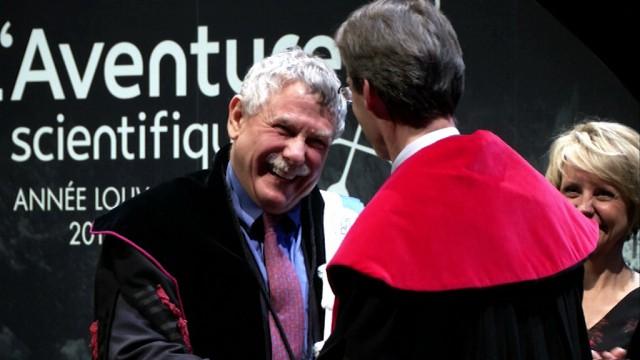 UCL : cérémonie des Docteurs honoris causa 2017