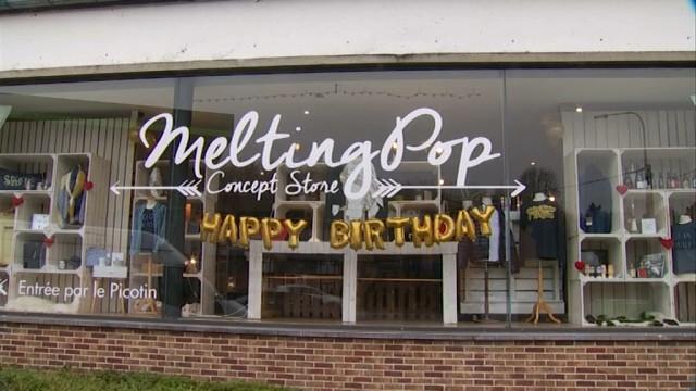 MeltingPop met les produits belges à l'honneur depuis 2 ans !