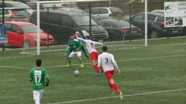 Football : Grez-Doiceau n'est plus lanterne rouge en P1