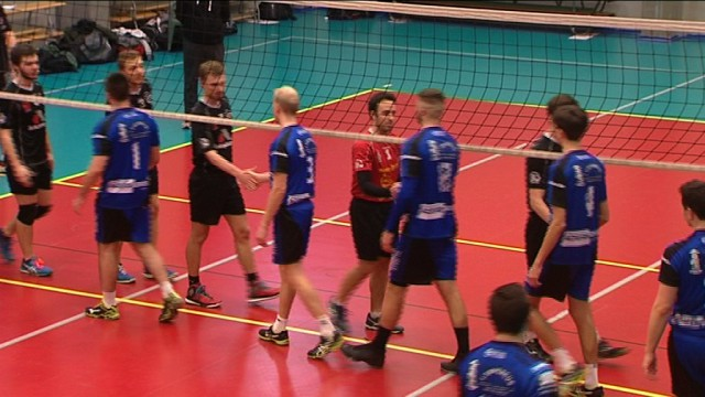 testVolley-ball : BW Nivelles - Basècles (Nationale 3A Messieurs)
