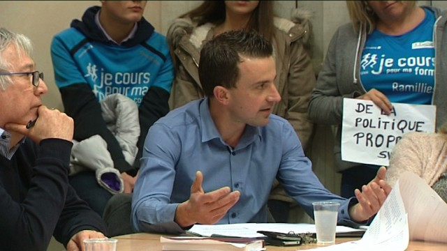 Conseil communal agité à Ramillies : Jean-Jacques Mathy n'est plus échevin