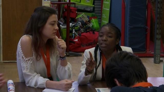 Les élèves de l'Athénée Royal de Wavre simulent une COP sur le climat