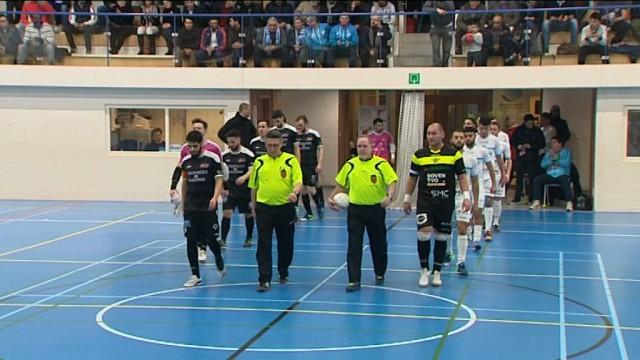testLe Fact Futsal Limal en route pour les demi-finales de la Coupe