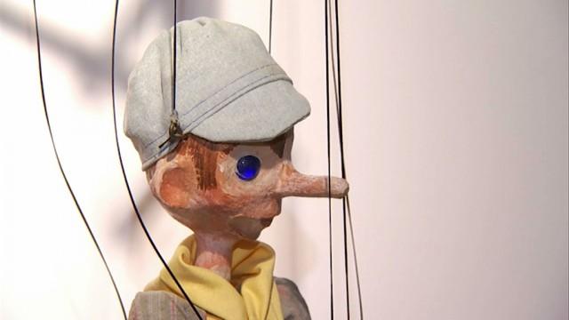 testDes centaines de marionnettes exposées à Tubize
