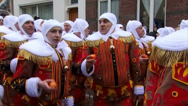 Le 115ème Carnaval de Nivelles en images !