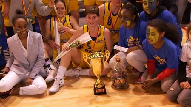 Le Rebond Ottignies remporte la coupe AWBB !