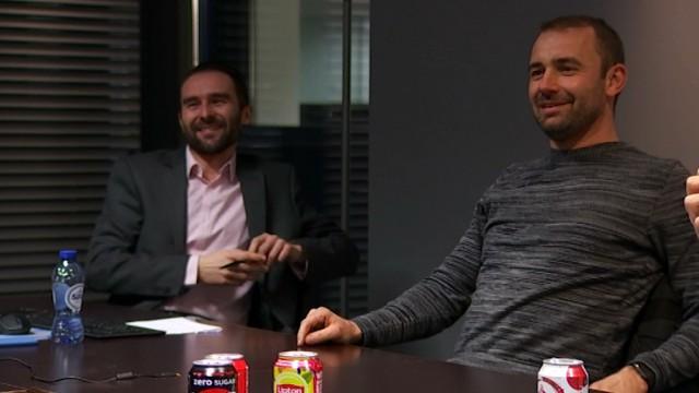 testFrédéric Taquin et Nicolas Baquet, de Villers-la-Ville à la RAAL