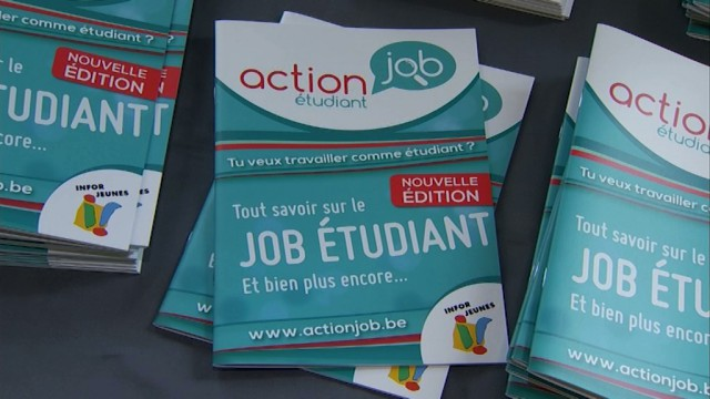 Nivelles : 3ème édition salon du job étudiant