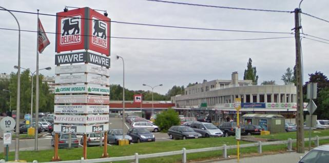 Grève chez Delhaize : deux magasins fermés en Brabant wallon