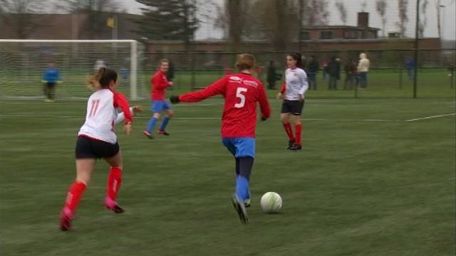 testUn apprentissage difficile pour les joueuses du SC Beauvechain