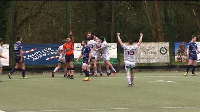 Rugby : La Hulpe se qualifie pour la finale de la Coupe