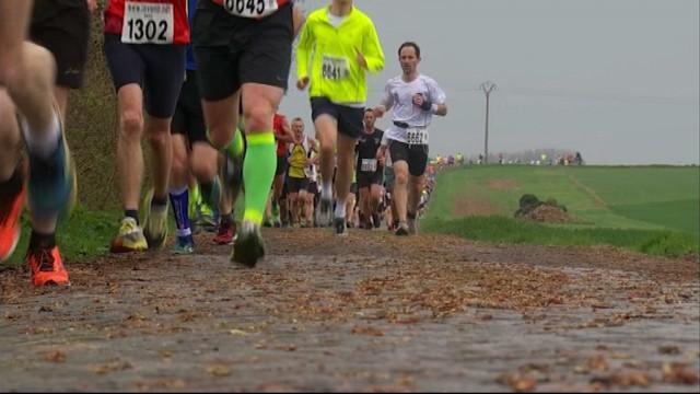 François Humblet s'impose au jogging de Beauvechain