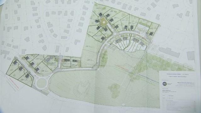Les Jardins de la Balbrière, 44 logements en projet à Ottignies