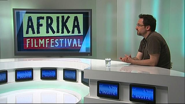 L'invité : Nicolas Delbar - Afrika Film Festival