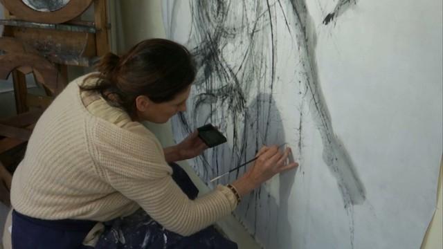 testDes vitrines vides de Genappe ouvertes aux artistes et créateurs