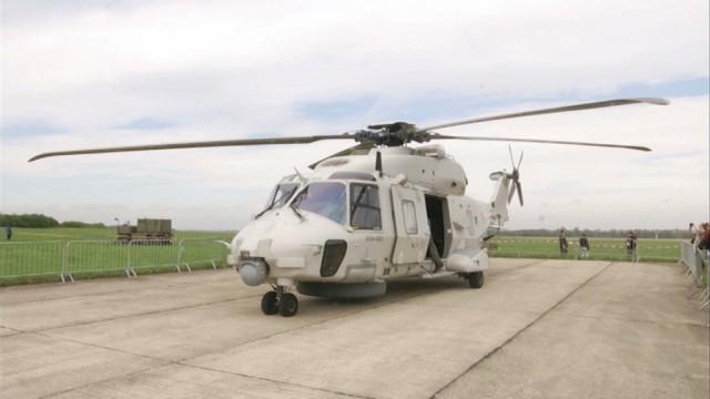 NH90, Mi-24, AH-64 Apache et A-109 Agusta, les hélicoptères stars des Helidays