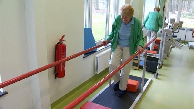 Le centre du Bois de la Pierre à Wavre aide les malades de Parkinson