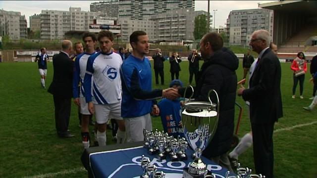 Lasne-Ohain perd la Coupe de Brabant...aux tirs au but !