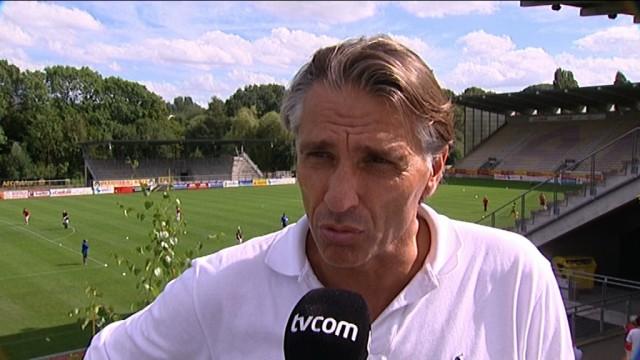 testDivorce entre l'AFC Tubize et Régis Brouard ?