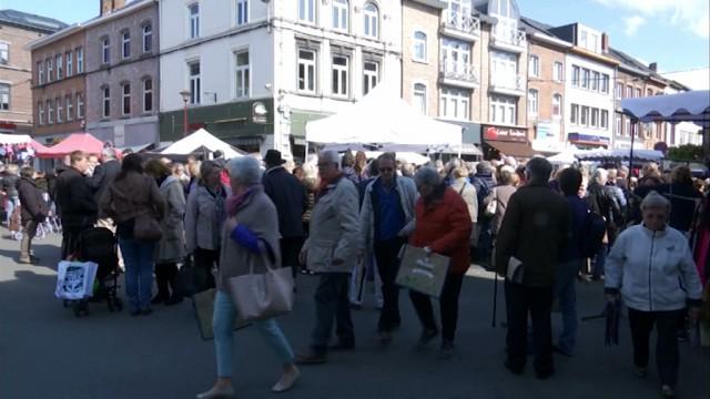 Le marché du mercredi sera entièrement piétonnier à Wavre