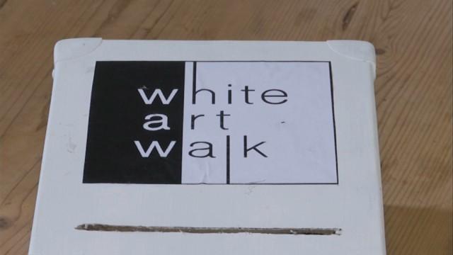 White Art Walk, un parcours d'artistes à Rixensart