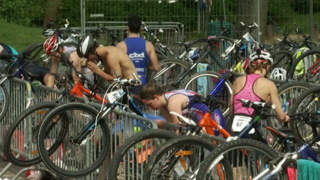 120 participants au 2ème triathlon étudiant de Louvain-la-Neuve