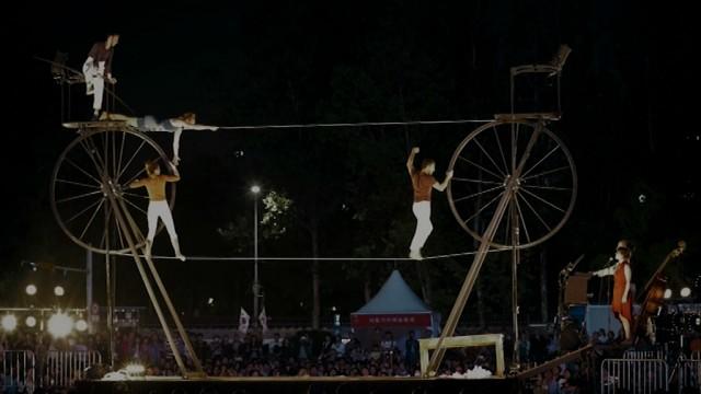 Le Festival En l'Air au PAM Expo de Court-Saint-Etienne les 5 et 6 mai
