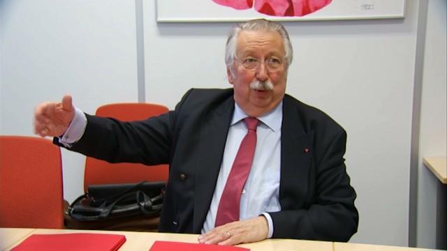André Flahaut appelle à la vigilance et à la résistance