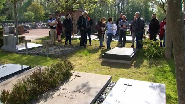 Les cimetières d'Ottignies-Louvain-la-Neuve au naturel