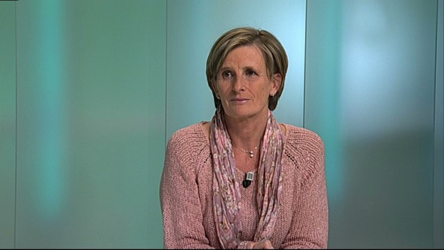 L'invité : Sylvie Van den Eynde