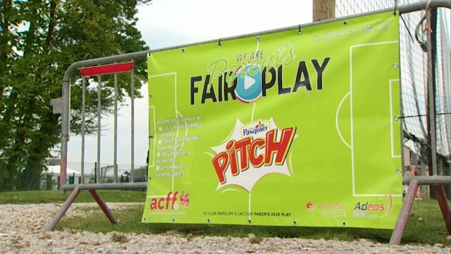 testLe RFC Grez-Doiceau participe au projet Parents Fair Play de l'ACFF