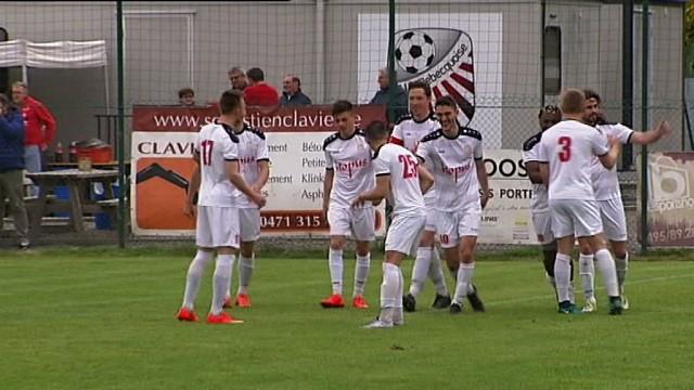 testLes images de la victoire de la RUS Rebecq contre Mons (4-2)