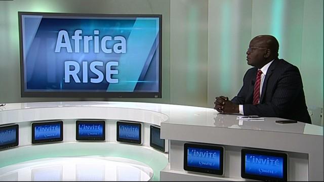 L'invité : Germain Meba - Africa Rise