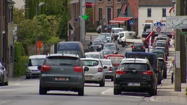 Comment se déroule le test du nouveau plan de circulation à Grez-Doiceau ?