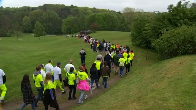 Le jogging inter-entreprises d'ELA pour la bonne cause