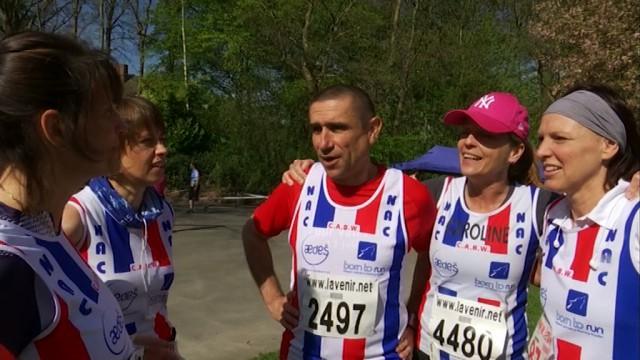 Focus sur le NAC lors du jogging de Wauthier-Braine