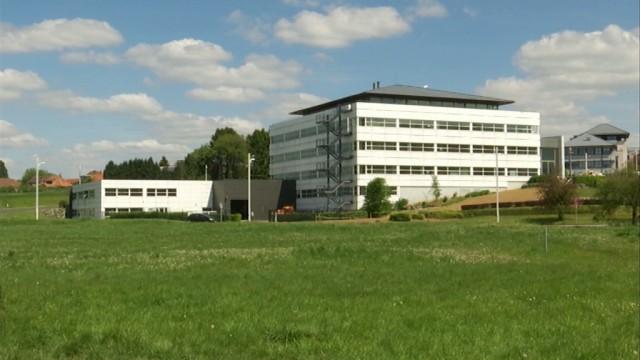 testA la découverte du nouveau centre administratif de Braine-l'Alleud
