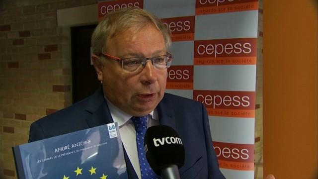 testAndré Antoine publie un essai pour une résilience européenne